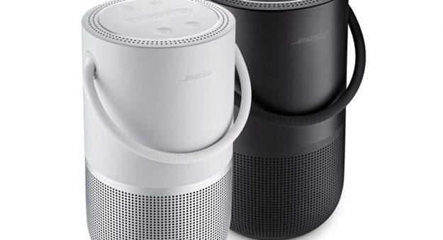 Bose Portable Home Speaker : l'enceinte intelligente et nomade est disponible