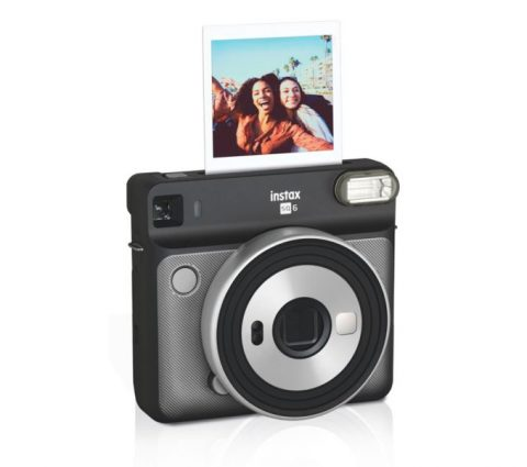 Black Friday 2019 – Le pack Fujifilm Instax Square SQ6 à 109,99 euros au lieu de 159,99 euros