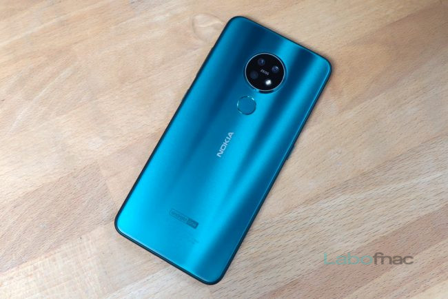 Le Nokia 7.2 © LaboFnac