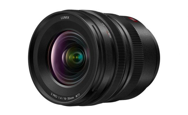 Panasonic Lumix S Pro 16-35 mm