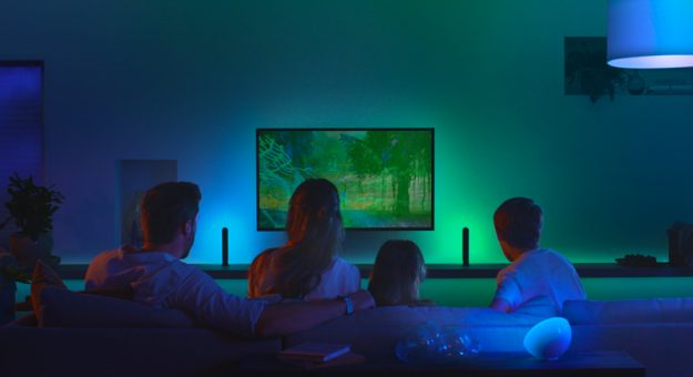 Philips Hue Play HDMI Sync : la synchronisation lumineuse pour tous types de TV