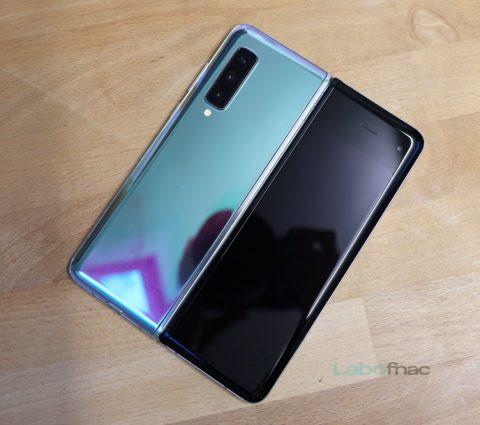 Samsung dément finalement avoir vendu un million de Galaxy Fold