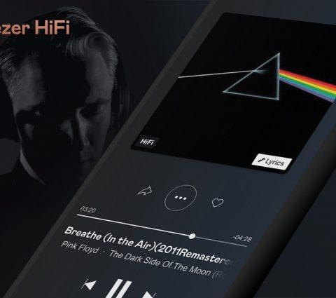 Deezer HiFi débarque enfin sur iOS, Android et la version Web