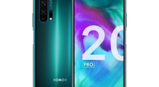 Honor 20 Pro Phantom Blue