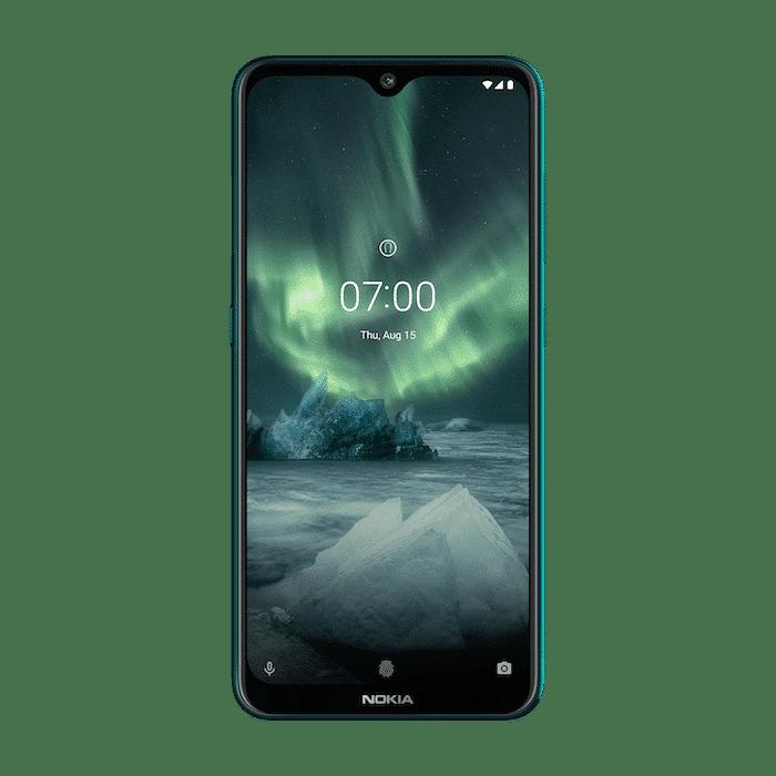 test Nokia 7.2