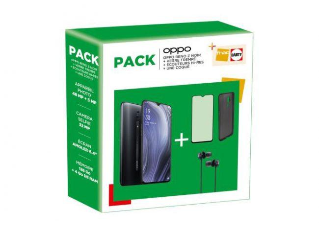 Oppo Reno Z pack