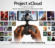 xCloud : Microsoft lancera son service de jeu en streaming sur PC en 2020