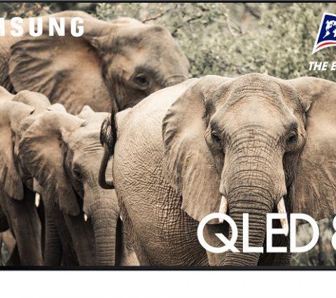 Samsung : The Explorers débarque sur les téléviseurs 8K