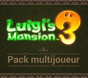 Luigi Mansion's 3 DLC