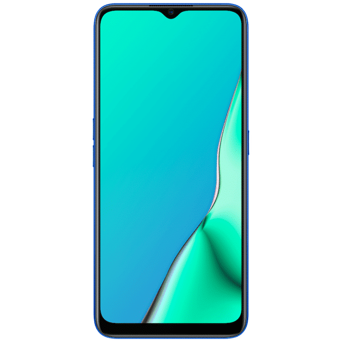 test Oppo A9 2020