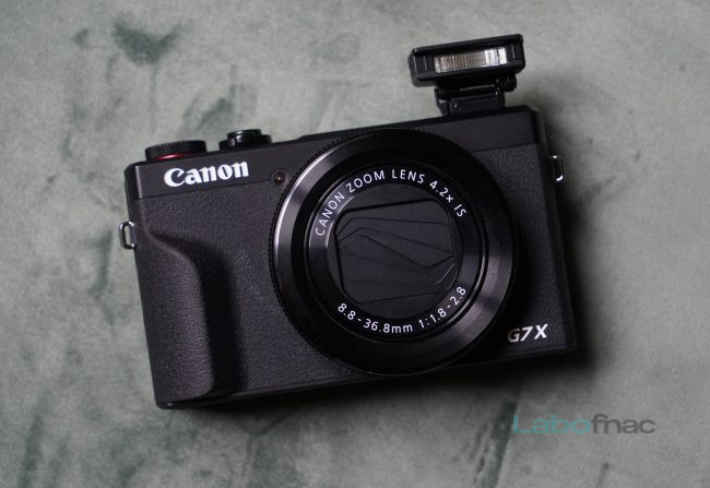Canon G7X III © Labo Fnac