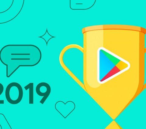 Play Store : Google dévoile ses meilleures applications de l'année