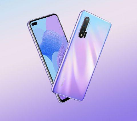 Huawei lève le voile sur sa nouvelle gamme Nova 6
