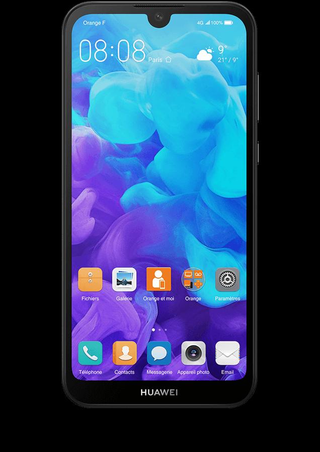 test Huawei Y5 2019