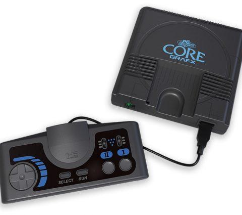 PC Engine CoreGrafx mini : ses jeux et fonctionnalités se dévoilent en vidéo