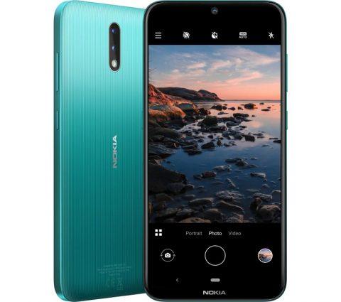 Nokia 2.3 : un smartphone Android One bien équipé et abordable