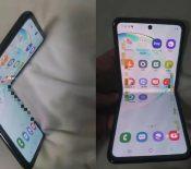 Samsung Galaxy Fold : des photos en fuite pour le smartphone pliable à clapet