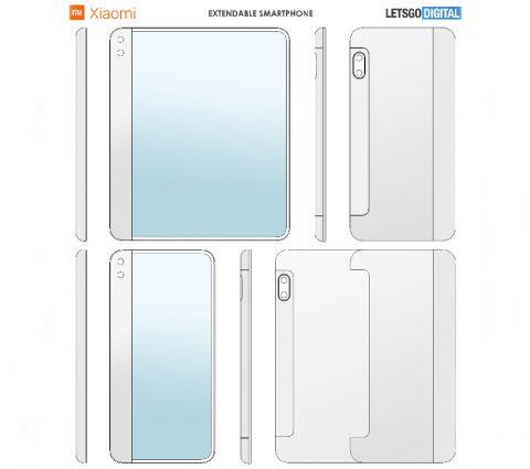 Xiaomi songe à un smartphone à écran extensible