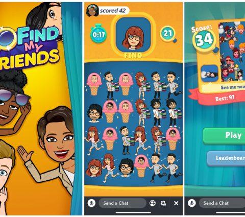 Leaderboard Games : les jeux avec classement débarquent sur Snapchat