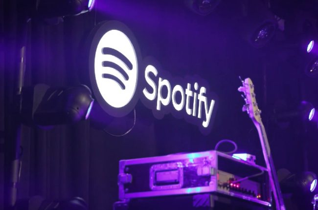 © Capture d'écran/Spotify