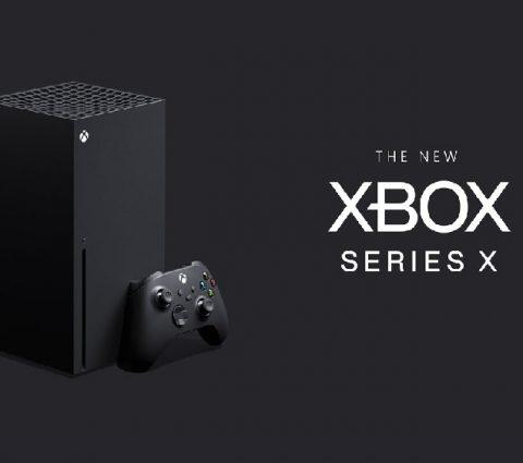 Xbox Series X : Microsoft lève le voile sur sa future console