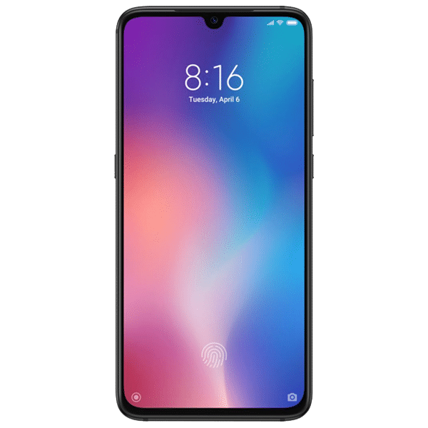 test Xiaomi Mi 9