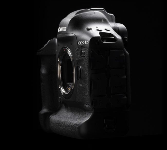 Canon EOS-1D X III