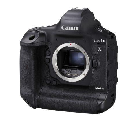 Canon EOS-1D X Mark III : le reflex premium se fait vidéaste