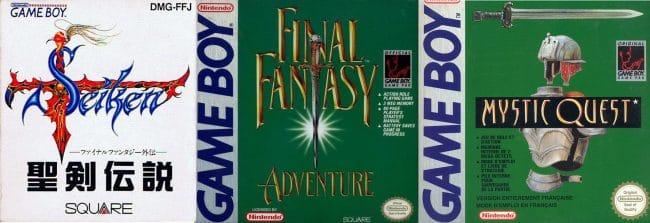 Mystic Quest Legend / Square Enix