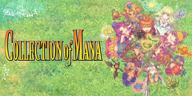 Collection of Mana / Square Enix