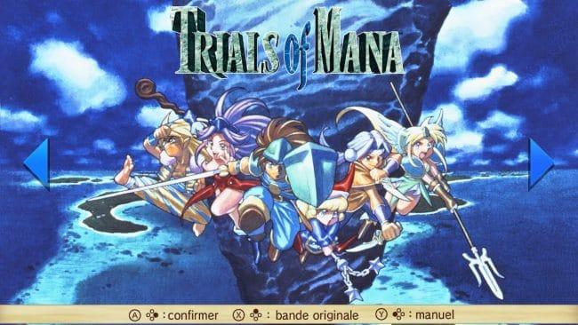 Collection of Mana – Seiken Densetsu 3 / Square Enix