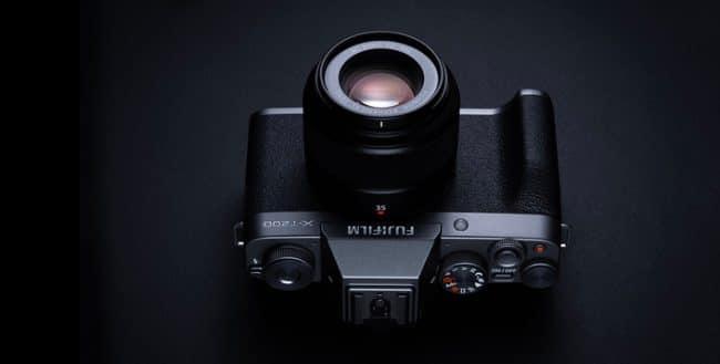 Fujifilm X-200