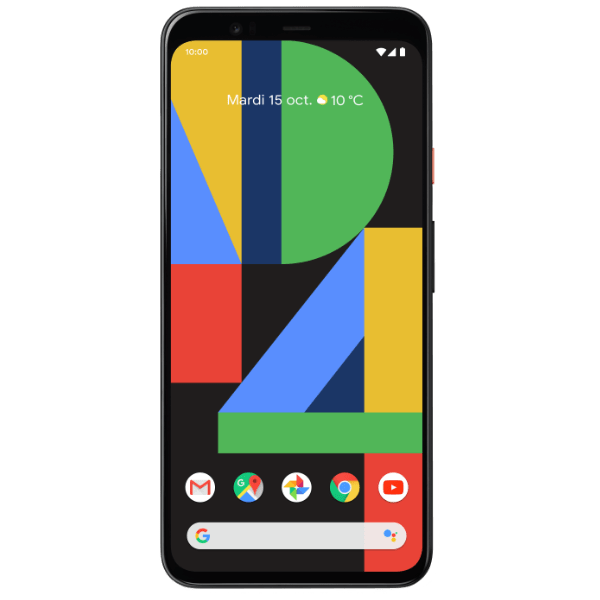 test Google Pixel 4