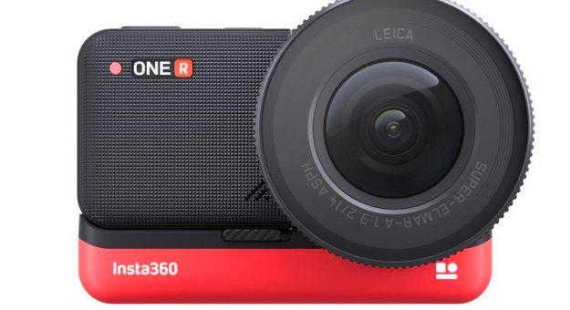 Insta360 One R Leica