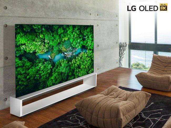 LG 77 OLED ZX