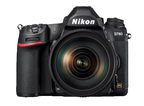 test Nikon D780