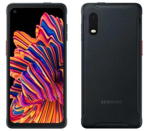 Samsung Xcover Pro : le smartphone durci s'offre un écran «Infinity»