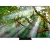 CES 2020 – Samsung dévoile un téléviseur QLED 8K sans bords (Q950TS)