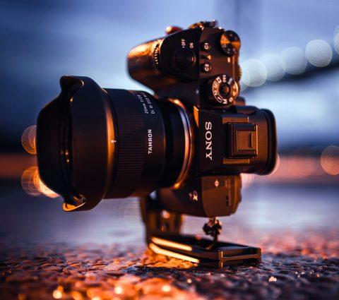 Tamron présente sa nouvelle optique 20 mm f/2,8 Di III OSD