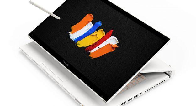 CES 2020 – Acer ConceptD 7 Ezel et 700 : des PC pour les créateurs
