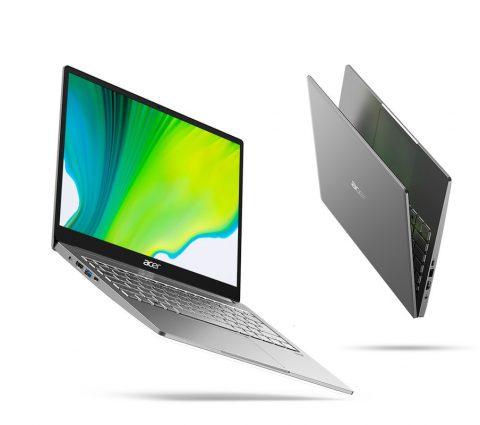 CES 2020 – Acer présente ses nouveaux PC ultraportables Swift 3