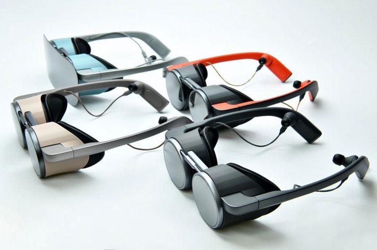 Panasonic lunettes de réalité virtuelle