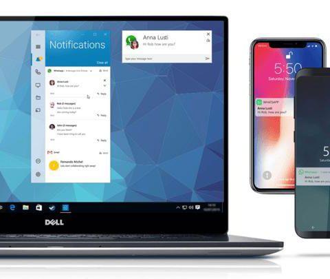 Dell va permettre d'interagir avec l'iPhone depuis un PC
