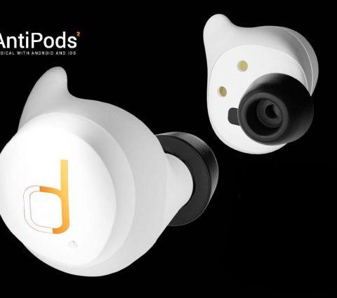 CES 2020 – AntiPods 2 : Divacore annonce ses nouveaux écouteurs true wireless