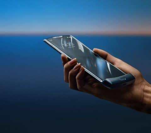 Le Motorola Razr va enfin être lancé, mais pas encore en France