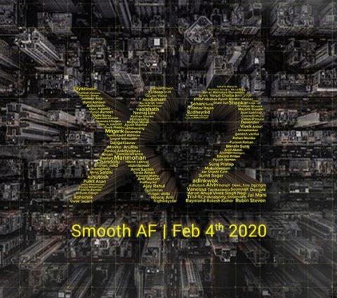 Poco X2 : le smartphone avec écran «smooth AF» sera présenté le 4 février