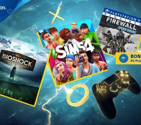 PlayStation Plus : les jeux gratuits du mois de février 2020