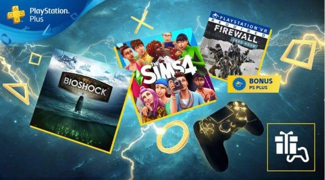 PlayStation Plus février 2020