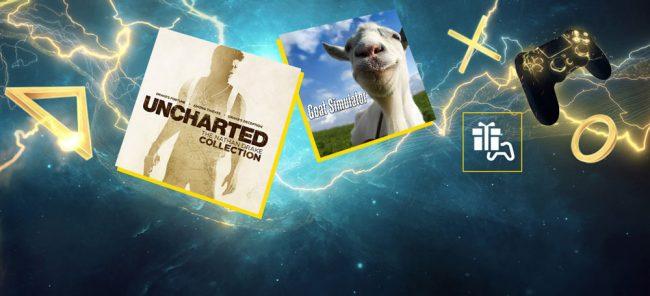 jeux PS Plus janvier 2020