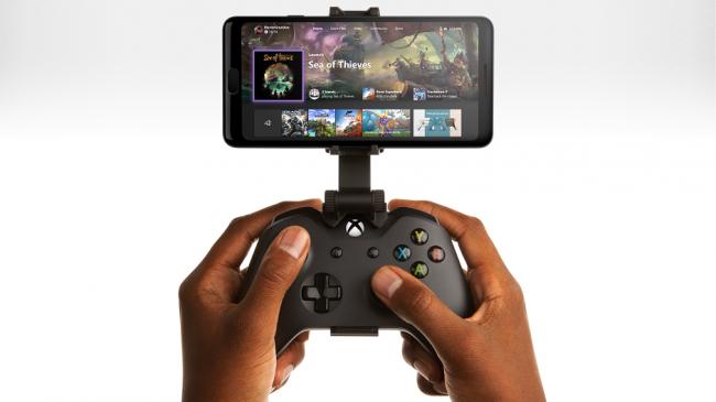Xbox Console Streaming © Microsoft